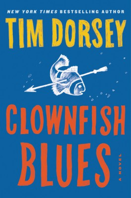 Clownfish Blues by Tim Dorsey from  in  category