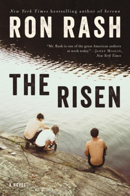 The Risen by Ron Rash from  in  category