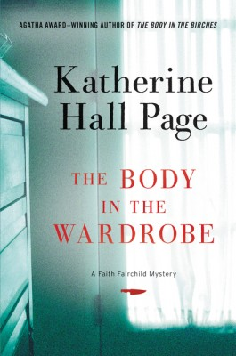 The Body in the Wardrobe by Katherine Hall Page from HarperCollins Publishers LLC (US) in General Novel category