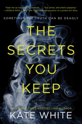 The Secrets You Keep by Kate White from HarperCollins Publishers LLC (US) in General Novel category