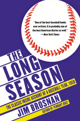 The Long Season by Jim Brosnan from HarperCollins Publishers LLC (US) in Autobiography & Biography category