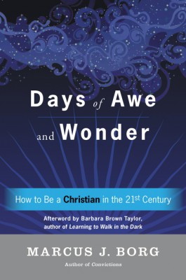 Days of Awe and Wonder by Marcus J. Borg from HarperCollins Publishers LLC (US) in Religion category