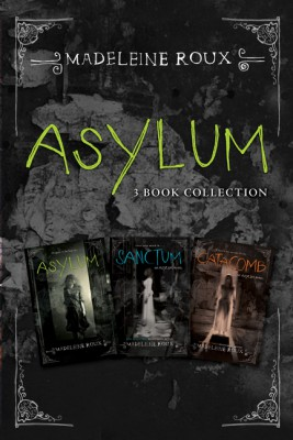 Asylum 3-Book Collection by Madeleine Roux from HarperCollins Publishers LLC (US) in Teen Novel category