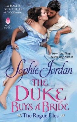 The Duke Buys a Bride by Sophie Jordan from HarperCollins Publishers LLC (US) in Romance category