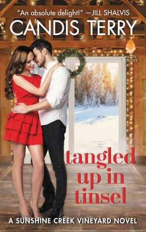 Tangled Up in Tinsel by Candis Terry from HarperCollins Publishers LLC (US) in Romance category