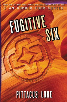 Fugitive Six by Pittacus Lore from  in  category