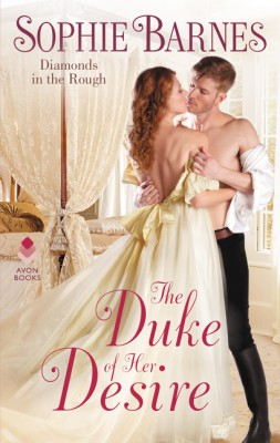 The Duke of Her Desire by Sophie Barnes from HarperCollins Publishers LLC (US) in Romance category