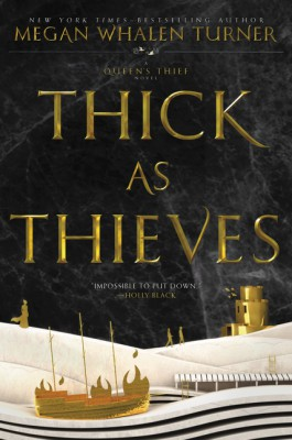 Thick as Thieves by Megan Whalen Turner from  in  category