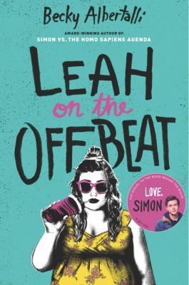 Leah on the Offbeat by Becky Albertalli from  in  category