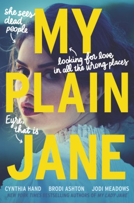 My Plain Jane by Jodi Meadows from  in  category