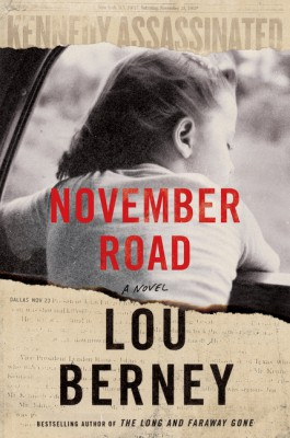 November Road by Lou Berney from  in  category