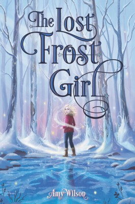 The Lost Frost Girl by Amy Wilson from  in  category