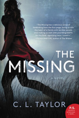 The Missing by C. L. Taylor from  in  category