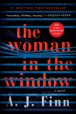 The Woman in the Window by A. J. Finn from  in  category