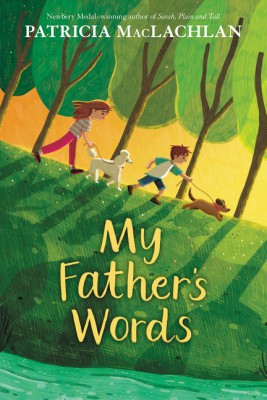 My Father's Words by Patricia MacLachlan from  in  category