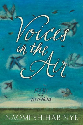 Voices in the Air by Naomi Shihab Nye from HarperCollins Publishers LLC (US) in General Novel category