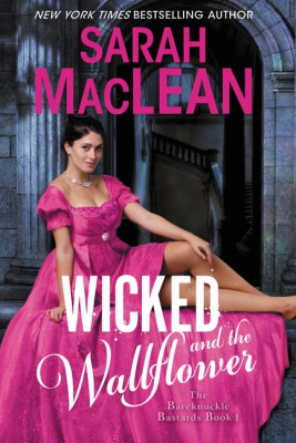 Wicked and the Wallflower by Sarah MacLean from HarperCollins Publishers LLC (US) in Romance category