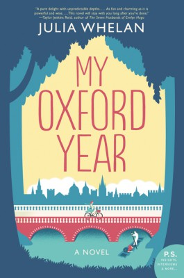My Oxford Year by Julia Whelan from HarperCollins Publishers LLC (US) in Romance category