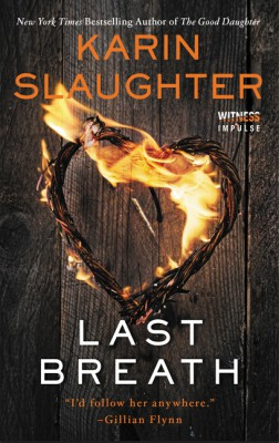 Last Breath by Karin Slaughter from  in  category