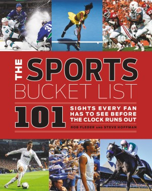 Sports Bucket List by Steven Hoffman from HarperCollins Publishers LLC (US) in Sports & Hobbies category