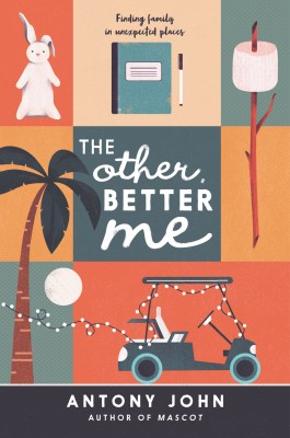 The Other, Better Me by Antony John from  in  category