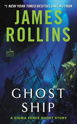 Ghost Ship by James Rollins from  in  category