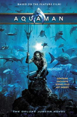 Aquaman: The Junior Novel by Jim McCann from HarperCollins Publishers LLC (US) in Teen Novel category