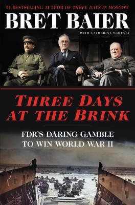 Three Days at the Brink by Catherine Whitney from HarperCollins Publishers LLC (US) in History category