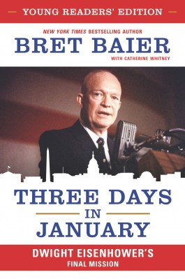 Three Days in January: Young Readers' Edition by Catherine Whitney from HarperCollins Publishers LLC (US) in Teen Novel category