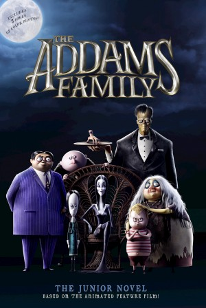 The Addams Family: The Junior Novel by Calliope Glass from  in  category