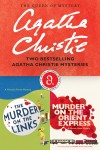 The Murder on the Links & Murder on the Orient Express Bundle