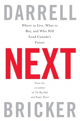 Next by Darrell Bricker from HarperCollins Publishers LLC (US) in Business & Management category