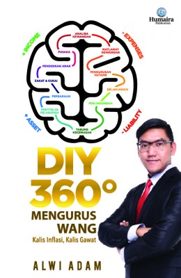 DIY 360 Mengurus Wang by Alwi Adam from  in  category