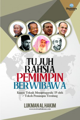 7 Langkah Pemimpin Berwibawa by Lukman Al Hakim from Humaira Publication Sdn Bhd in Motivation category
