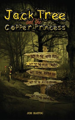 Jack Tree and the Copper Princess by Joh Hartog from Inspiring Publishers in Children category