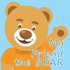 My Friend The Bear by Allison Jenkinson from Inspiring Publishers in Children category