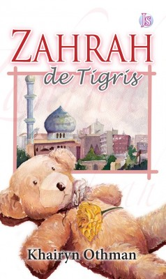 Zahrah de Tigris by Khairyn Othman from Jemari Seni Sdn. Bhd. in General Novel category