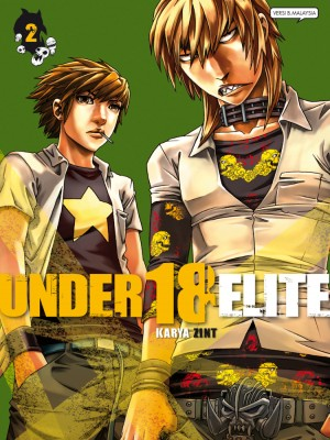 UNDER 18: ELITE 02 by Zint from KADOKAWA GEMPAK STARZ SDN BHD in Comics category