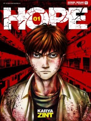HOPE 01 by Zint from KADOKAWA GEMPAK STARZ SDN BHD in Comics category