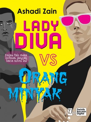Lady Diva vs Orang Minyak by Ashadi Zain from  in  category