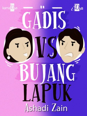 Gadis vs Bujang Lapuk by Ashadi Zain from KarnaDya Solutions Sdn Bhd in Motivation category