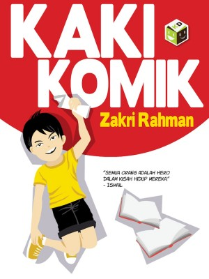 Kaki Komik by Zakri Rahman from  in  category