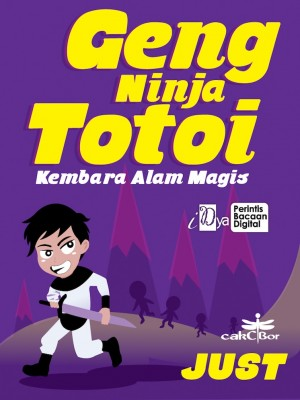 Geng Ninja Totoi: Kembara Alam Magis by Just from KarnaDya Solutions Sdn Bhd in Comics category