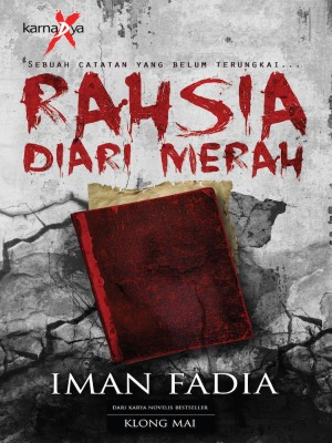 Rahsia Diari Merah by Iman Fadia from  in  category