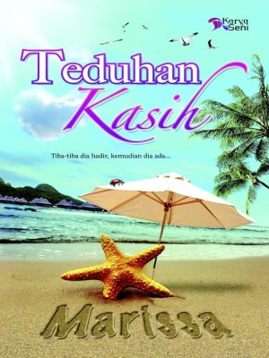 Teduhan Kasih by Marissa from Karyaseni Enterprise in General Novel category