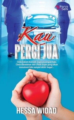 Kau Pergi Jua by Hessa Widad from  in  category