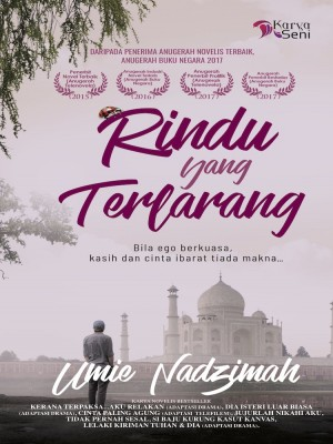 Rindu Yang Terlarang by Umie Nadzimah from  in  category