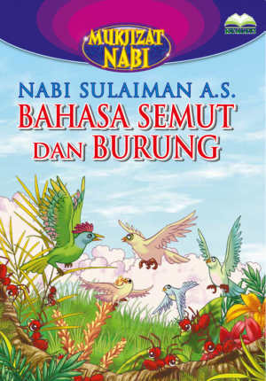Mukjizat Nabi; Bahasa Semut dan Burung by Sulaiman Zakaria from BookCapital in Children category