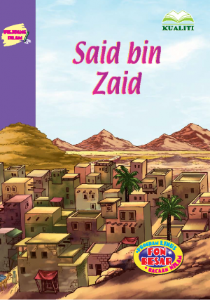 Pejuang Islam; Said Bin Zaid by Nor Azlin Japar from BookCapital in Children category