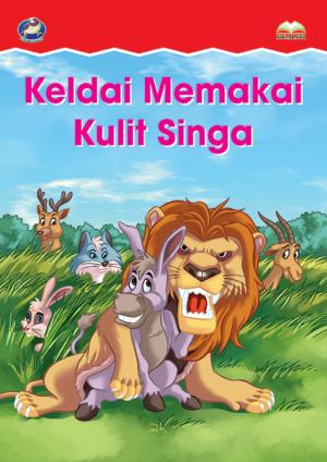 Siri Puyuh; Keldai Memakai Kulit Singa by Norul Azila Arifin from BookCapital in Children category